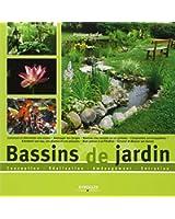 Bassins de jardin : Conception-Réalisation-Aménagement-Entretien
