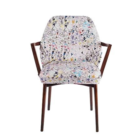"Kitty McCall ""Bauhaus"" Bench/Chair, Wood, Multi-Colour"