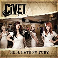 Civet - Hell Hath No Fury