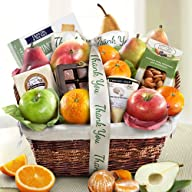 Golden State Fruit Deluxe Gift Basket…