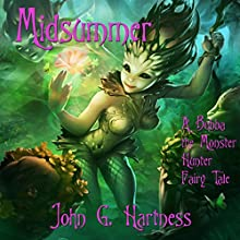 Midsummer: A Bubba the Monster Hunter Novella Audiobook by John G. Hartness Narrated by John Solo