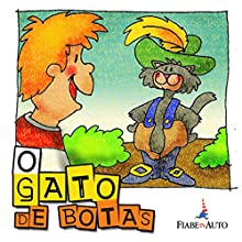 O Gato de Botas Audiobook by Charles Perrault Narrated by  N.N.