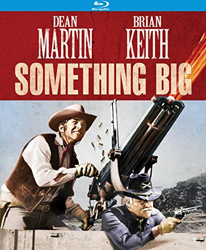 Something Big [Blu-ray]