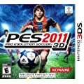Pro Evolution Soccer 2011 3DS - Nintendo 3DS Standard Edition