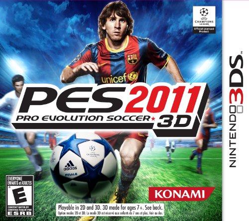 Pro Evolution Soccer 2011 3D - Nintendo 3DS - 1