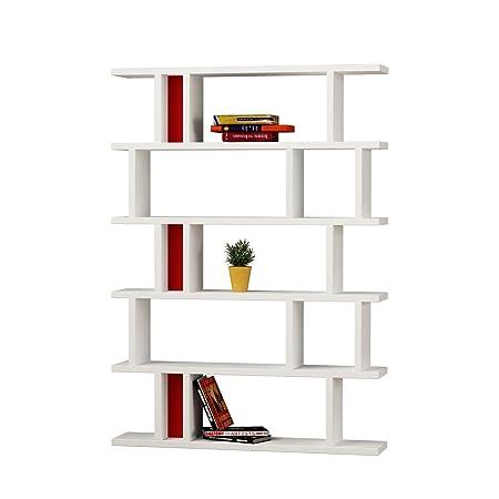Libreria Tote Bianco - M.KT.02.11243.2