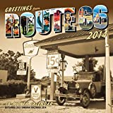 img - for Greetings From Route 66 2014: 16 Month Calendar - September 2013 through December 2014 book / textbook / text book