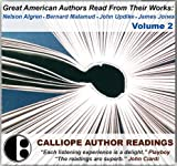 img - for Great American Authors Read from Their Works, Vol. 2 book / textbook / text book