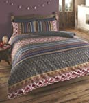 LUXURY INDIAN ETHNIC PRINT DOUBLE BED...