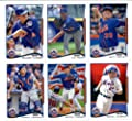 2010,2011,2012,2013 & 2014 Topps New York Mets Baseball Card Team Sets (Complete Series 1 & 2 From All Five Years )