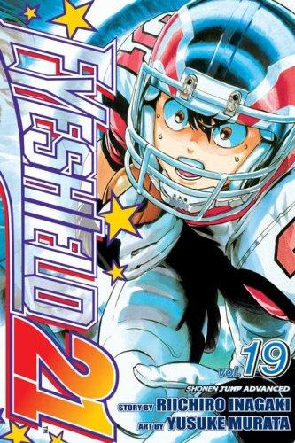 アイシールド21 コミック19巻 (英語版)