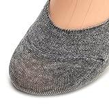 Sockstheway Womens Anti-Slip No Show Socks, Best Low Cut Liner Socks