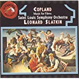 Copland-The Red Pony/Our Town/The Heiress Suite/Music for Movies