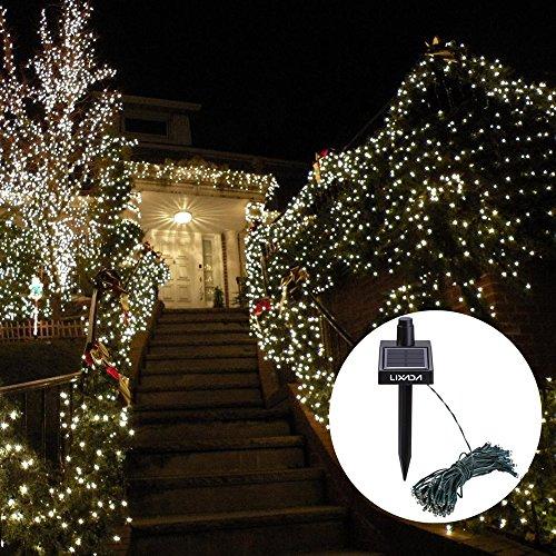 Lixada-17m-luce-della-stringa-100LEDsluce-della-stringa-solarestringa-di-lampada-per-la-festa-di-Natale-Halloween-casa-giardino-alberi-festivo-parti-decorazione-esterna-Waterpro-Bright-bianco
