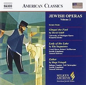 Szenen aus Jüdischen Opern