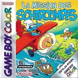 Mission Des Schtroumpfs, La