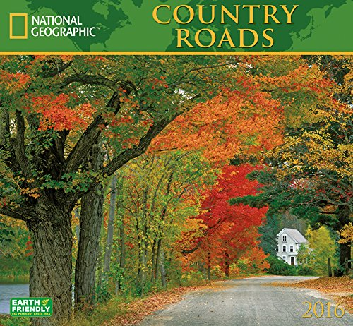 country-roads-2016-national-geographic-calendrier-mural