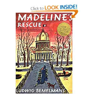Amazon.com: Madeline's Rescue (Viking Kestrel picture books) (9780670447169): Ludwig Bemelmans: Books