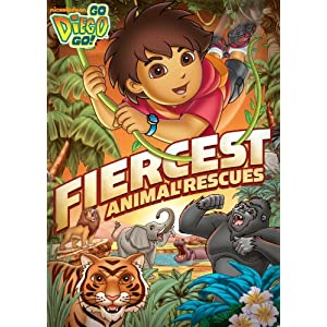 Go Diego Go! - Fiercest Animal Rescues movie
