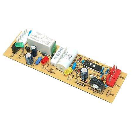 Véritable CANDY CIC324AK Réfrigérateur-congélateur MODULE PCB