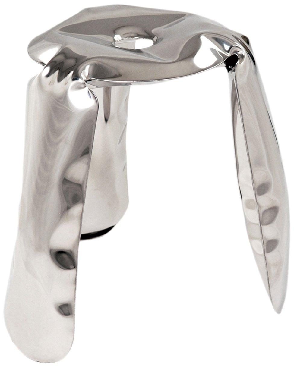 Zieta TM/14301 Kinderhocker Plopp Mini Edelstahl, silber jetzt bestellen