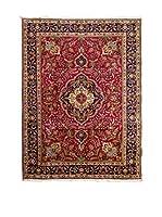 QURAMA Alfombra Persian Tabriz Rojo/Multicolor 294 x 195 cm