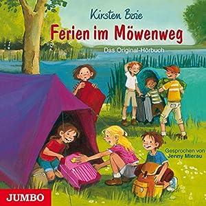 Ferien im Möwenweg (Möwenweg 8) Hörbuch