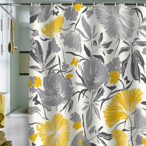 DENY Designs Khristian  a Howell Bryant Park 3  Shower Curtain, 69 by 72-Inch