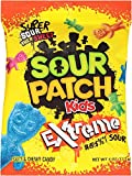 Sour Patch Kids Extreme, 4 oz Bags (Pack of 12)