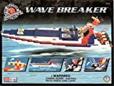 mega bloks pro-builder collector series wave breaker kit