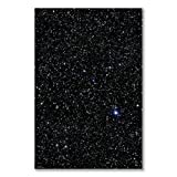 Poster art print: MESSIER 7 OPEN STAR PTOLEMY CLUSTER ASTRONOMY VISIBLE LIGHT OUTER SPACE (A3 maxi - 28.8x43.2cm / 11.3x17in, semi-gloss satin paper)