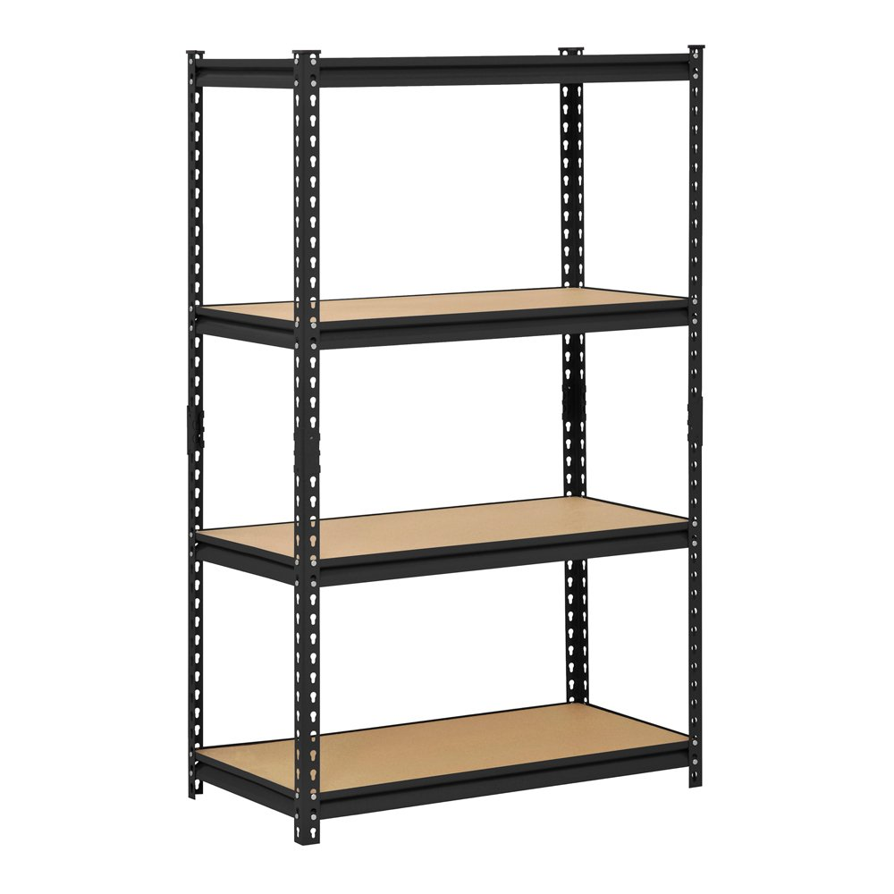 Heavy Duty Steel Rack Industrial Shelving Adjustable