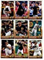 2015 Topps Baseball Cards Pittsburgh Pirates Complete Master Team Set (Series 1 & 2 + Update - 36 Cards) With John Axford, Vance Worle, Starling Marte, Pedro Alvarez, Mark Melancon, Tony Watson, Josh Harrison, Gregory Polanco, Jordy Mercer Team Card plus
