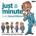 Just a Minute: Kenneth Williams Classics Radio/TV von Ian Messiter Gesprochen von: Nicholas Parsons