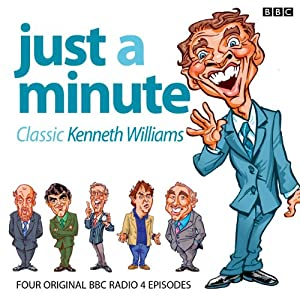 Just a Minute: Kenneth Williams Classics Radio/TV Program