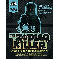The Zodiac Killer [Blu-ray]
