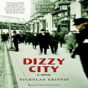 Dizzy City Audiobook