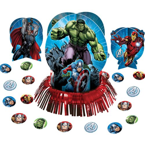 Marvel Heroes Decorations