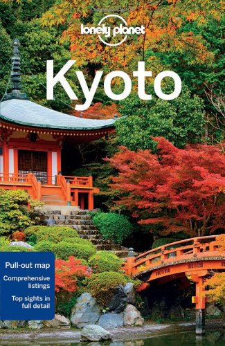 Lonely Planet Kyoto (Travel Guide) front-961044