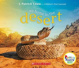Book Cover: My Home in the Desert