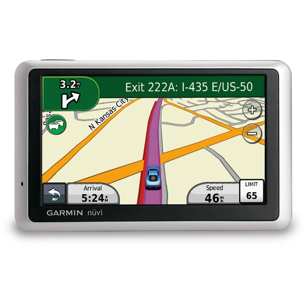 Garmin nvi 1350LMT 4.3-Inch Portable GPS Navigator with Lifetime Map &#038; Traffic Updates