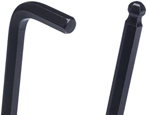 AmazonBasics Hex Key Allen Wrench Set with Ball End - Set of 26