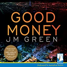 Good Money Audiobook by J.M. Green Narrated by Zehra Jane Naqvi