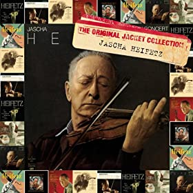 Jascha Heifetz - Original Jacket Collection