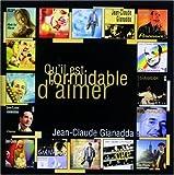 echange, troc Jean-Claude Gianadda - Qu'il est formidable d'aimer