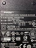 Genuine BOSE PSM36W-208 Sound Dock Switch Power Adapter