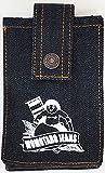 MOMOTARO JEANS (桃太郎ジーンズ) デニムスマートフォンケース AS-68 (MT 桃太郎)