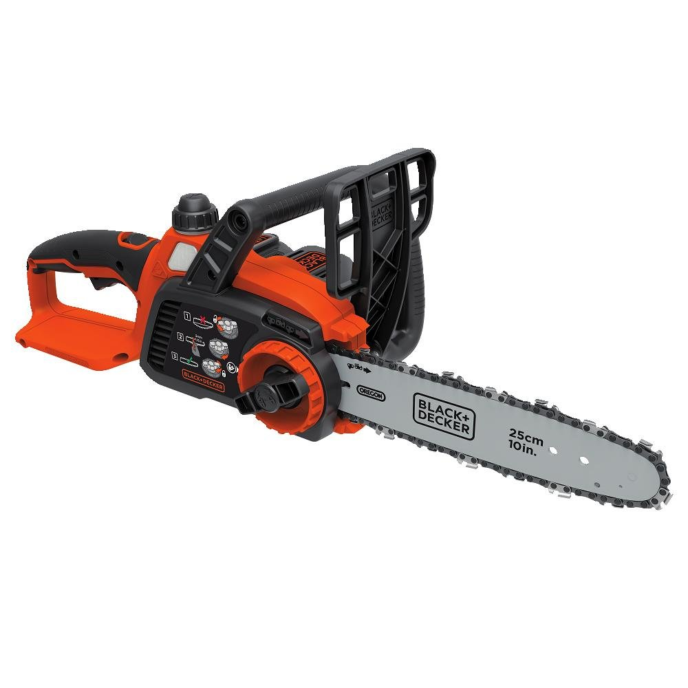 Black and Decker LCS1020 20V Chainsaw