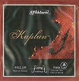 Viola 【Kaplan】 A線 ビオラ弦 カプラン A線
