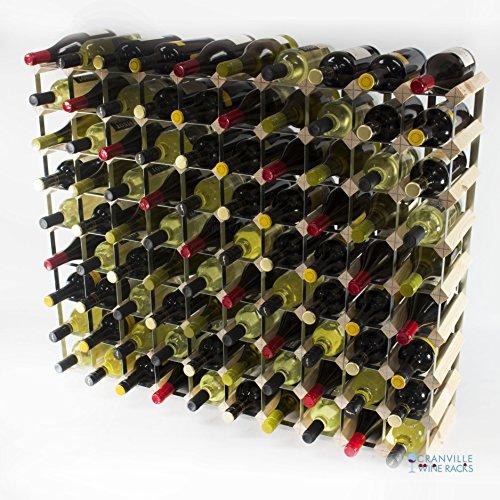 madera-de-pino-90-botella-clasico-y-metal-autoensamblaje-estante-del-vino-galvanizado